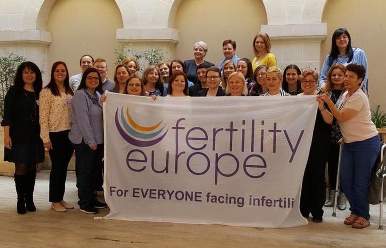 Сдружение Зачатие на пролетната среща на Fertility Europe в Малта